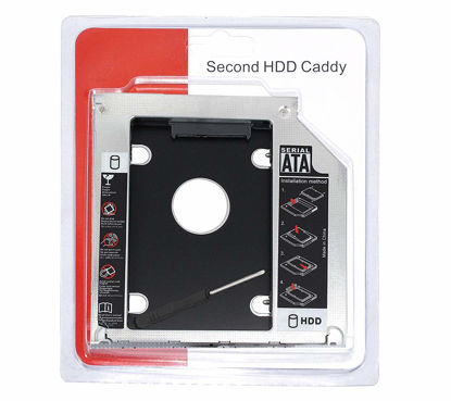Picture of Universal 2nd HDD Caddy 9mm/ 9.5MM/ 12.5MM SATA 2.0